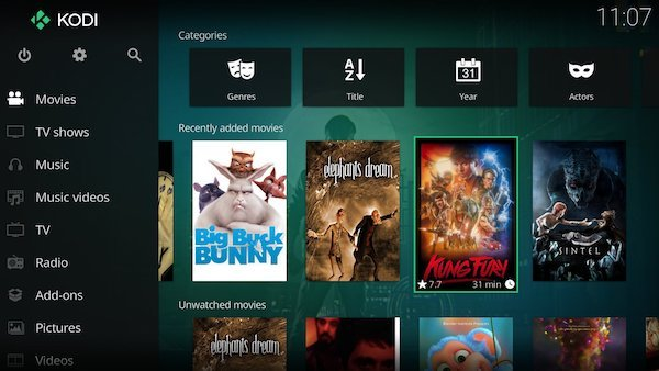 Download Kodi 17.1 On iOS 10 And Install Without Jailbreak
