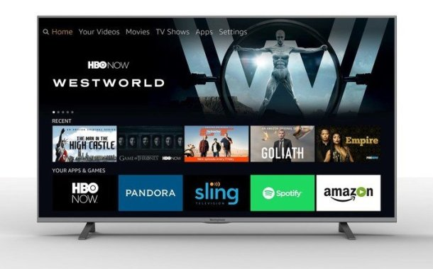 First Amazon Fire TV Edition 4K UHD Alexa-Powered TVs Is Now Available