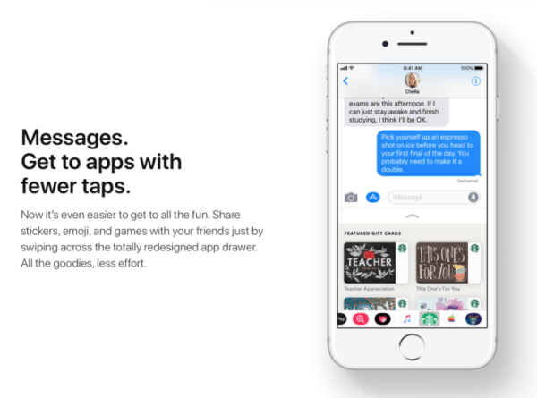 IOS-11-Messages