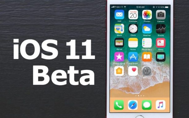 Apple Seeded the Fourth Beta of iOS 11 to Developers