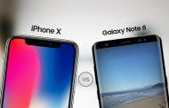 iPhone X vs. Samsung Galaxy Note 8: What is the difference