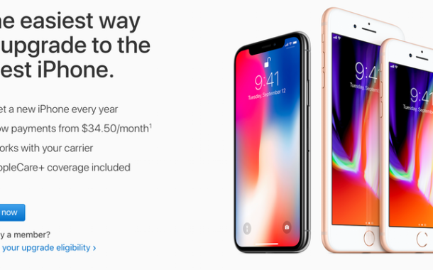 iPhone Upgrade Program lets customers trade in phones through the mail