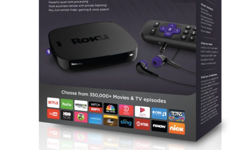 Roku Announces 4K HDR Streaming Stick and More