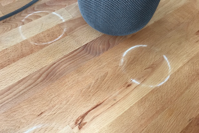 Apple Says HomePod Leaving White Rings On Wooden Surfaces Is Natural
