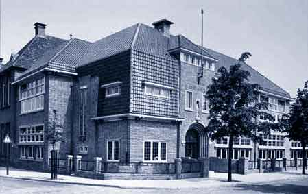 Eindhoven in 1934 Villapark Tongelre