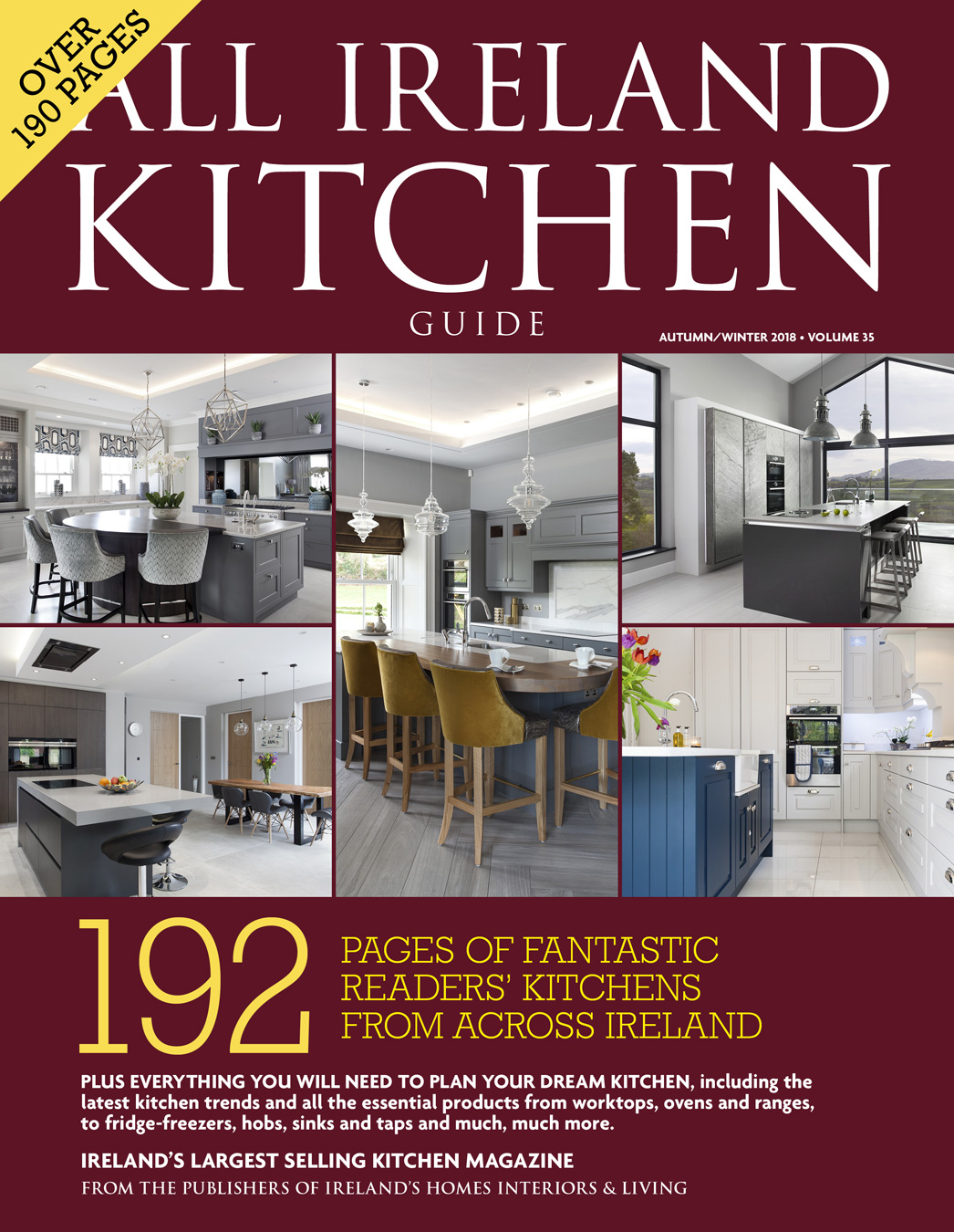 kitchen magazine island clearance all ireland guide s homes interiors living
