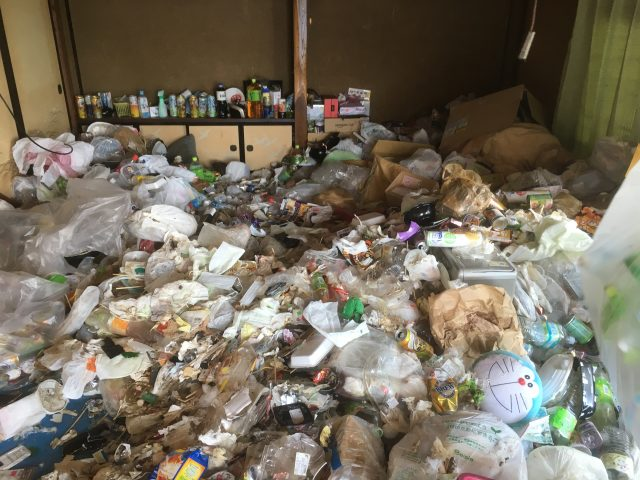 埼玉県さいたま市 ゴミ屋敷の片付け