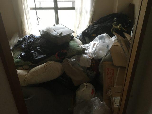 緊急対応! 汚部屋(ゴミ屋敷) 群馬,桐生市