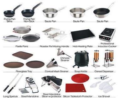 The Orie der Kunst: Cool Common Kitchen Tools List