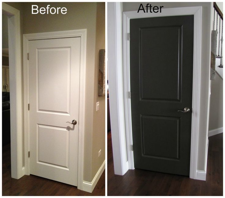 Interior Interior Door Painting Ideas Simple On Intended Black Doors Before And After My 3 Interior Door Painting Ideas Modest On Best Paint For Doors Center Divinity 9 Interior Door Painting Ideas
