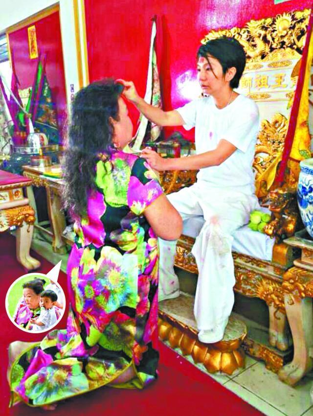 白龍王女兒繼位 正式成為黃龍王 – HKChannel