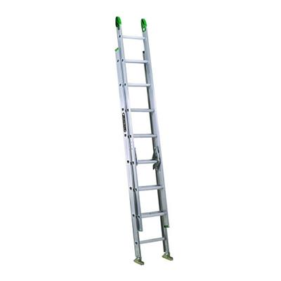 LITE 20 ft. Aluminum Extension Ladder with 225 lb. Load