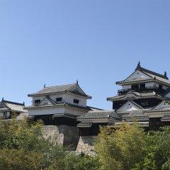 宇和島城から松山城を攻む