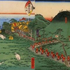 幕末維新の騒乱と東海道Vol.11 拡大を続ける東海道の負担