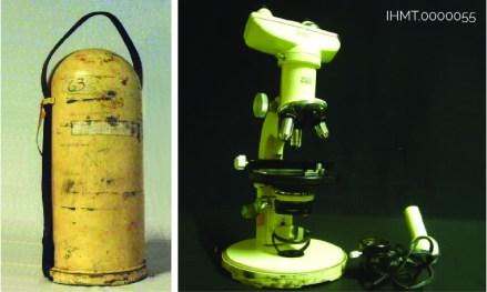 Microscopio portatil, Wild | modelo M11