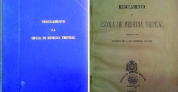 """Regulamento da Escola de Medicina Tropical"", Decreto de 24 de Dezembro de 1902"