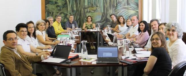 Fotografia do Conselho Cientifico do IHMT