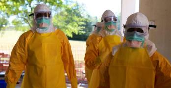 Doutoranda e professor do IHMT publicam estudo sobre atuação das ONG no contexto do surto de ébola na África Ocidental