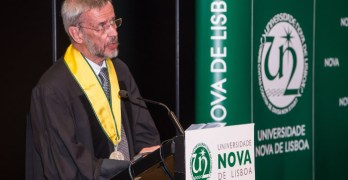 Peter Aaby recebe Doutoramento 'Honoris Causa' por proposta do IHMT