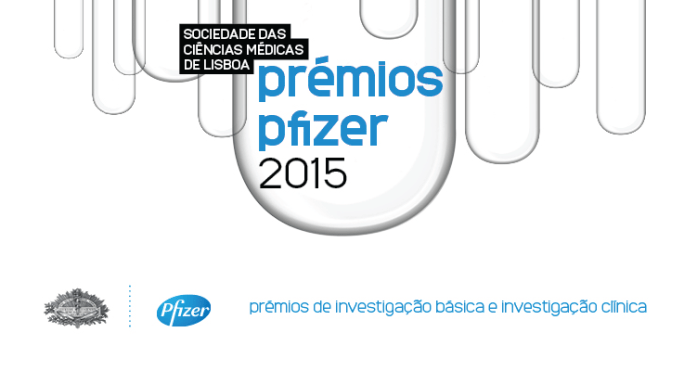 Logotipo do Premio Pfizer 2015