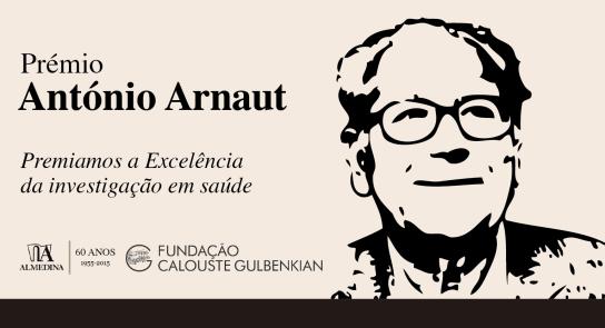 Logotipo do Premio Antonio Arnaut