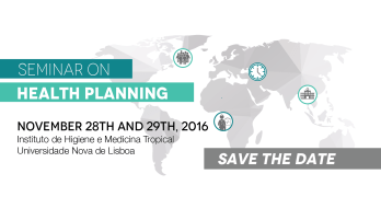 NOVA Health programme: IHMT and Friedrich Ebert Foundation promote seminar on Health Planning