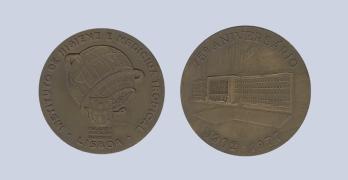 Medalha comemorativa do 75º aniversário