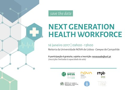 Imagem do Next Generation Health Workforce