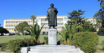 Estátua de Garcia de Orta