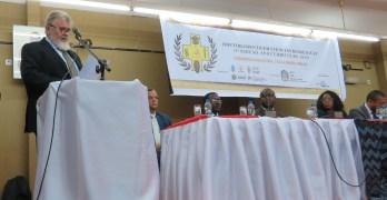 IHMT apoia primeiro doutoramento em Ciências Biomédicas em Angola