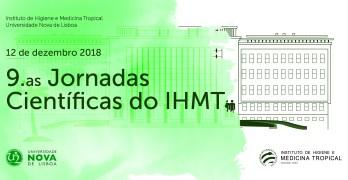 IHMT organiza 9as. Jornadas Científicas a 12 de dezembro