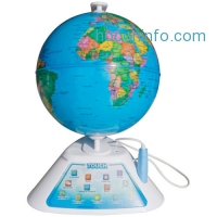 ihocon: Oregon Scientific SmartGlobe Discovery - Interactive Globe w/ Smart Pen SG268
