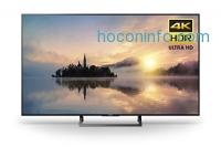 ihocon: Sony KD43X720E 43-Inch 4K Ultra HD Smart LED TV (2017 Model)
