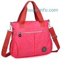 ihocon: ZYSUN Lightweight Handbags With Convertible Shoulder Strap-多色可選
