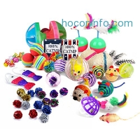 ihocon: 21 Pieces Pet Toys寵物玩具