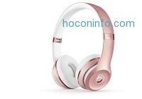 ihocon: Beats Solo3 Wireless On-Ear Headphones - Rose Gold