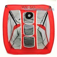 ihocon: YUYUGO Golf Chipping Net Collapsible Trainning Target Net高爾夫球練習網