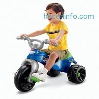 ihocon: Fisher-Price Kawasaki Tough Trike