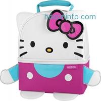 ihocon: Thermos Novelty Lunch Kit, Hello Kitty Figure