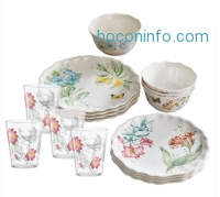 ihocon: Lenox Butterfly Meadow® 28-piece Dinnerware Set