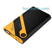 ihocon: AUKEY Jump Starter with 400A Peak Current & 6000mAh Portable Charger 汽車啓動行動電源