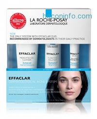 ihocon: La Roche-Posay Effaclar Dermatological Acne Treatment System理膚寶水青春痘調理套裝組