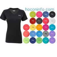 ihocon: Under Armour Women's UA Tech V-Neck T-Shirt - 多色可選