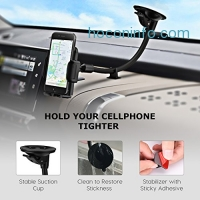 ihocon: Mpow Cell Phone Holder for Car汽車手機固定架
