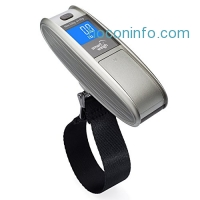 ihocon: Smart Weigh Digital Spring Luggage Scale行李秤