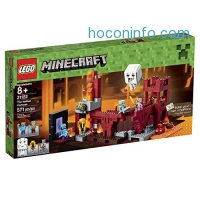 ihocon: LEGO Minecraft The Nether Fortress 21122