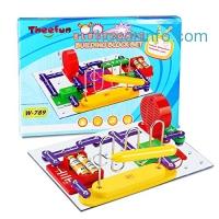 ihocon: Theefun 789-Projects Smart Electronics Educational Kit兒童電學益智學習組