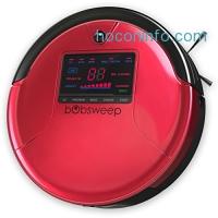 ihocon: bObsweep PetHair Robotic Vacuum Cleaner and Mop, Rouge