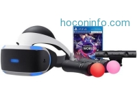 ihocon: PlayStation VR - VR Worlds Bundle - PlayStation 4