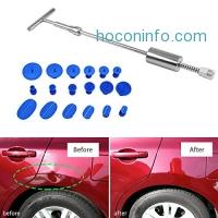 ihocon: Qiilu Car Dent Repair Tools汽車撞凹修復工具組